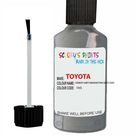 Toyota Avensis Cement Grey/Manhattan Code 1H5 Touch Up Paint - Touch Up Paint 25ml Bottle
