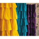 Ruffle Shower Curtains