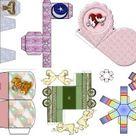 Aplique para Tubete Lol Surprise Decoração de Festa Verefazer site de ideias criativas para baixar molde grátis para fazer em casa