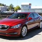 First Drive 2017 Buick LaCrosse