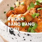 Vegan Bang Bang Tofu