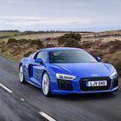 2018 Audi R8 V10 RWS UK Spec   Front Three Quarter