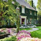 47 Beautiful Flower Bed Design Ideas for Your Front Yard
