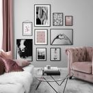 Come disporre i quadri: segreti per una giusta composizione