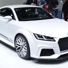 Audi TT Quattro Sport Concept Packs a 420 HP Punch » AutoGuide.com News