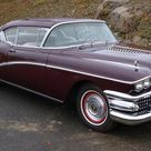 Hemmings Find of the Day   1958 Buick Super 8 Riviera sport coupe