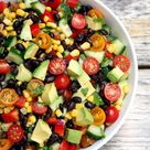 Black Bean Corn Salad