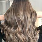Dark Ash Blonde Wavy Hair