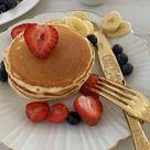Flourless Pancakes - 3 Ingredients