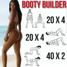 Home Exercises To Build Up Your Glutes And Firm Your Butt - GymGuider.com