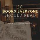 20 Books Everyone Should Read