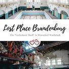 """{Lost Place in Brandenburg} Die """"Verbotene Stadt"""" in Wünsdorf-Waldstadt"""