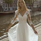 Die perfekten Traumkleider für die Vintage/Boho Bride • Bei Bride&Maids Düsseldorf
