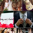 Leopard Print Wedding