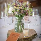 20 Budget friendly Wildflower Wedding Centerpieces for Spring Summer   Roses & Rings   Part 2