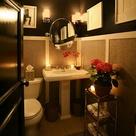 Dark Bathrooms