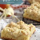 Rezept: Apfelkuchen mit Streusel vom Blech - Lavendelblog