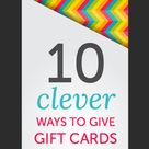 Best Gift Cards