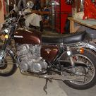 Randy S Cycle Service Restoration 1972 Honda Cb750 Four K2