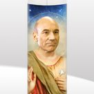 Jean Luc Picard Candle