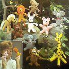 Finger Puppet Patterns