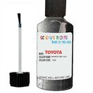 Toyota Camry Hybrid Magnetic Grey Code 1G3 Touch Up Paint - Touch Up Paint 25ml Bottle