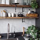 Hoe creëer je een prachtige betonlook in je keuken en op je gashaard