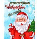 Aktivittenbuch Weihnachten Fr Kinder : Nikolaus geschenke kinder/ Rentier, Weihnachtsmann, Frohe ... Santa / Labyrinthe, Punkt zu Punkt, Frbung! (Paperback)