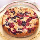 Apple Berry Coffee Cake