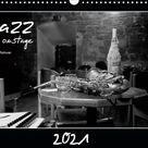 Jazz onstage (Wall Calendar 2021 DIN A3 Landscape)