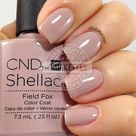 Cnd Shellac Colors