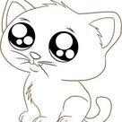Ein Kätzchen zeichnen | DekoKing - DIY Bastelideen & mehr