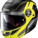 X-Lite X-1004 Charismatic N-Com, flip-up helmet Matt Black/Yellow