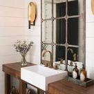 Holz Waschtischplatte: 21 Gestaltungsideen für angenehmes Ambiente - Badezimmer, Innendesign - ZENIDEEN