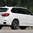 2014 BMW X5 M50d    Rear