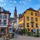Heidelberg, Germany. 2020