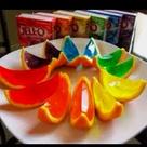 Jello Oranges