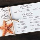 Wedding Itineraries