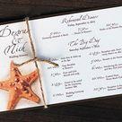 Wedding Itineraries