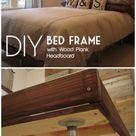34 DIY Bed Frames To Make for the Bedroom