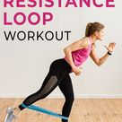 8 Best Resistance Band Exercises for Legs + Leg Band Workout