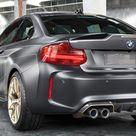 BMW M2/M2C F87 M Power Carbon Fibre Rear Spoiler Extension   F87 M2 Coupe