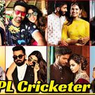 40 Young IPL Cricketers Wife | World And Indian Most Beautiful Cricketer Wife
