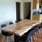 Natural Live Edge Wood Dining Tables - Serving The Greater Seattle Region — elpis&wood