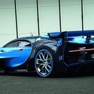 2015 Bugatti Vision Gran Turismo Concept    Rear