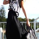 Skirt Crop Top