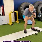Inner/Outer Thighs? Try Sliding!