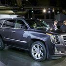 2015 Cadillac Escalade Priced From $72,690