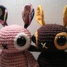 Homemade Stuffed Animals