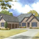 House Plan 849-00094 - Ranch Plan: 1,844 Square Feet, 3 Bedrooms, 2.5 Bathrooms